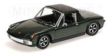 Porsche 916 1971 noire - Minichamps - Echelle 1/43