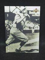 BABE RUTH GOLD 1994 Upper Deck The American Epic GREAT BAMBINO #BC3 HOF GEM MINT