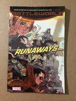 Battleworld: Runaways TPB Graphic Novel Marvel 2015