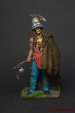 Tin soldier figure Ariihirish, Chief of the Hidatsa 54mm