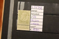 FRANCOBOLLI BELGIO NUOVI* LINGUELLATI N°59 STAMPS BELGIUM MH* (A71791)
