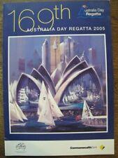 169th Australia Day Regatta 2005 - Sydney Harbour - Sailing - Rare