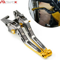 Adjustable CNC Motorcycle Brake Clutch Levers For YAMAHA TRACER 900 GT 2018-2019