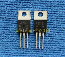 5pairs 2SJ79/2SK216 J79/K216 Transistor HITACHI TO-220