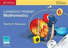 Cambridge Primary Mathematics, Stage 6 by Emma Low and Mary Wood (2014,...