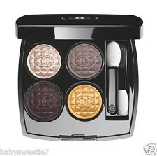 2015 CHANEL SIGNE Particulier Quadra Eyeshadow 4g Christmas Limited Edition
