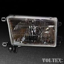 1999-2002 Toyota 4 Runner Headlight Lamp Clear lens Halogen Left Side