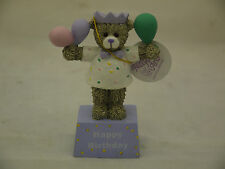 THOUGHTFUL BEARS RESIN FIGURINE FOR THOSE  SPECIAL OCCASIONS R40890