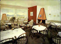 3389 BRAUNLAGE Landhaus CHEZ NOUS Café Bar Restaurant interessante Postkarte