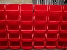 Pack of 30 plastic storage bins