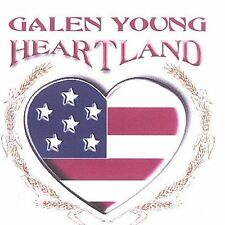 Galen Young-Heartland (CD-R)  CD NEW