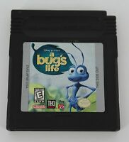 A Bug's Life Disney Pixar Nintendo Game Boy (game) Cartridge Only Tested