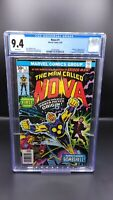 NOVA #1 CGC 9.4 (1976) - 1ST APPEARANCE OF NOVA Richard Rider Marvel Comics
