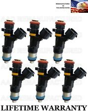 OEM Set of 6 Fuel Injectors for Nissan Murano 350Z Infiniti G35 FX35 M35 3.5L