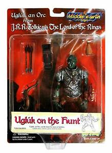 Lord of The Rings Middle Earth Orc UGLUK On the Hunt Action Figure