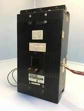 GE General Electric TKMA836Y800 800A Molded Case Switch w Aux & Shunt 3P 800 Amp