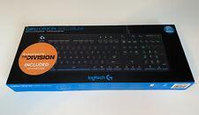 Logitech G810 Orion Spectrum RGB Mechanical Gaming Keyboard (920-007739)