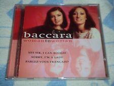 Woman to Woman  Baccara  CD