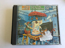 Suite for Cello and Jazz Piano Trio by Claude Bolling FAST POST CD RARE VERSION