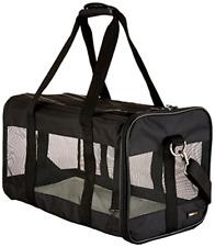 Dog Crate Soft Sided Pet Carrier Foldable, Large Dog Travel Carrier, Dog Kennel
