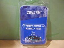 Clam Small Pea Slab Spoon 3/64 ounce #8 hook metal blue NIP