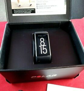 Polar A360 Fitness Tracker with Wrist Heart Rate Monitor Black M Man/Refurbished