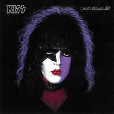 KISS (PAUL STANLEY SOLO ALBUM - REMASTERED CD SEALED + FREE POST)