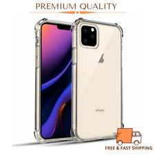 Case for iPhone 11 Pro XR XS 7 8 6 ShockProof Soft Phone Covrr TPU Silicone Case