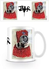 JOVER FLASH 11 OZ COFFEE MUG TEA CUP CAMERA GIRL DECOR HOME LENSE WOMAN LOVE FUN