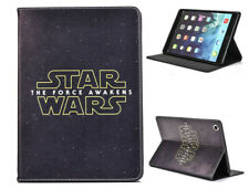 iPad Mini 1 2 3 4 5 Star Wars The Force Awakens Movie Smart Stand Case Cover +