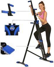 Full Body Workout Climbing Machine Exercise Bike Stepper Cardio Training Pick Up