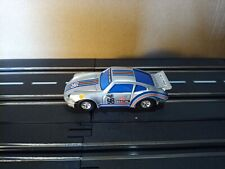 BRAND NEW ARTIN - SILVER PORSCHE CARRERA - 1/43 SLOT CAR Scalextric