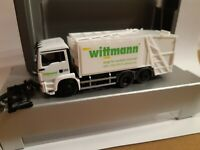 MAN TGS M  Wittmann Entsorgung 82166 Gräfelfing Abfall /  Pressmüllwagen  936644