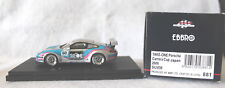 """EBBRO 1/43 Scale Porsche 911 GT3 Cup, """"TAKE-ONE"""", #60, Carrera Cup - Japan 2006"""