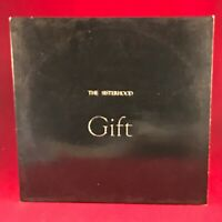THE SISTERHOOD Gift 1986 French pressed VINYL LP EXCELLENT COND sisters of mercy