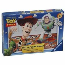 Disney Toy Story Lost & Found Game Ravensburger Age 4