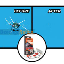 Visbella Diy Windshield Repair Kit Fix Car Automotive Glass Chip Crack System