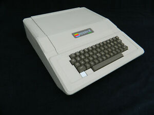 Apple II Plus Computer with 3 Cards SoftCard, Videx and Microsoft RAM