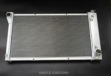 NEW 3 ROWS ALUMINUM RADIATOR 1967-1972 CHEVY GMC TRUCK C10 C20