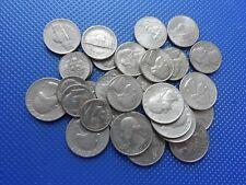 30  U.S.A. COINS. DIMES,5 CENTS, QUARTERS.