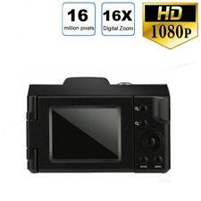 HD 2.4 Inch Digital Camera 16x Studyset Zoom Pro Digital Vlogging Camcorder Cam