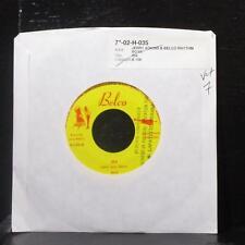 "Jerry Adkins & Belco Rhythm Boys - Ida 7"" VG+ Vinyl 45 Belco B-106 USA"