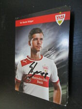 65271 Kevin Stöger VFB Stuttgart original signierte Autogrammkarte