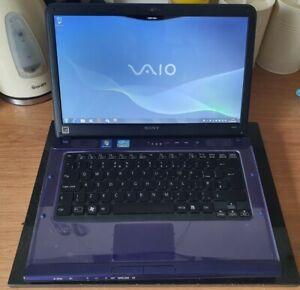 Sony Vaio VPCCA VPCCA2S0E Laptop, i3, 320GB, Boxed