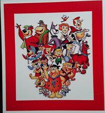 Hanna-Barbera ☆The Flintstones & Friends Magnet