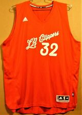 LOS ANGELES CLIPPERS BLAKE GRIFFIN RED NBA JERSEY