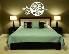 Circle Flower - highest quality wall decal stickers