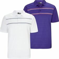 Callaway Polyester Short Sleeve Golf Shirts & Sweaters for Men