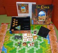La Citta - Komplett 1A Top - Städte im Aufbruch von Kosmos Spiele Galerie ©2000