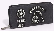 Wallet by Loungefly Disney Star Wars Darth Vader Dark Side Organizer Clutch Zip
